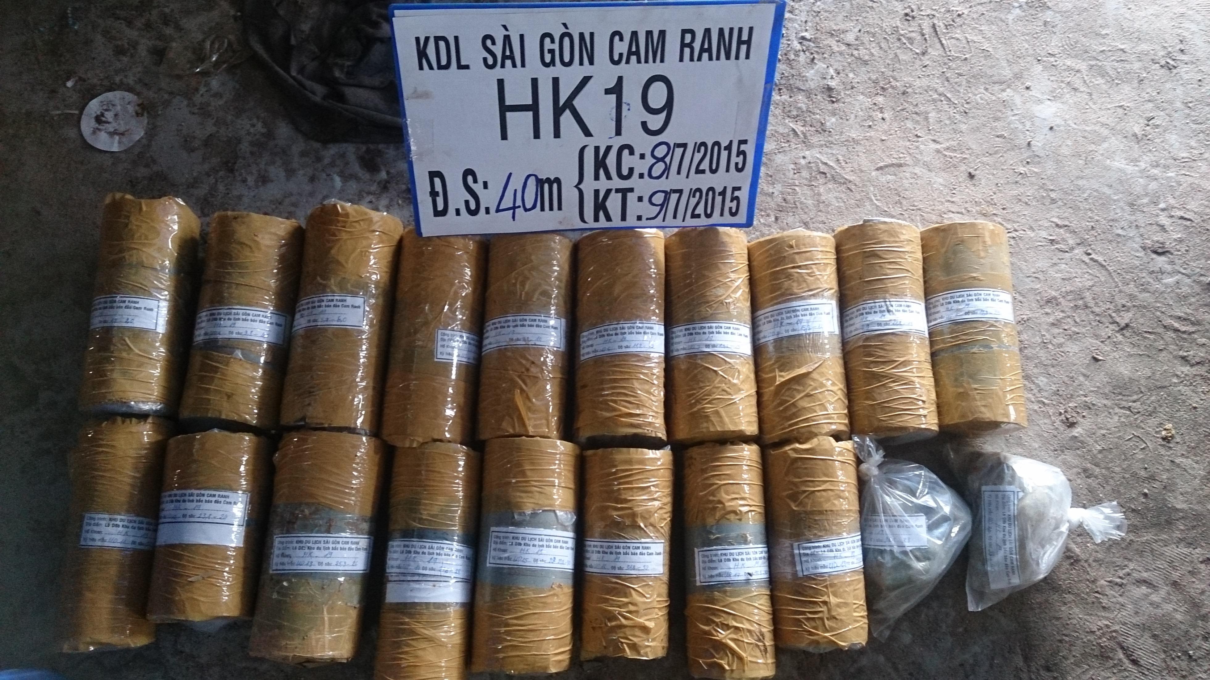 Khu du lich Sai Gon - Cam Ranh