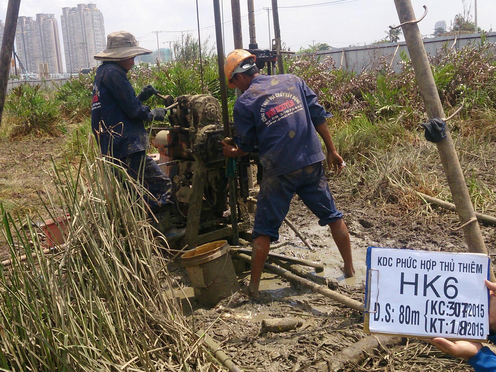 Khu dan cu phuc hop Thu Thiem - HK6